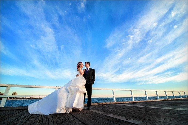 Serendipity Wedding Image Kerford Road Pier
