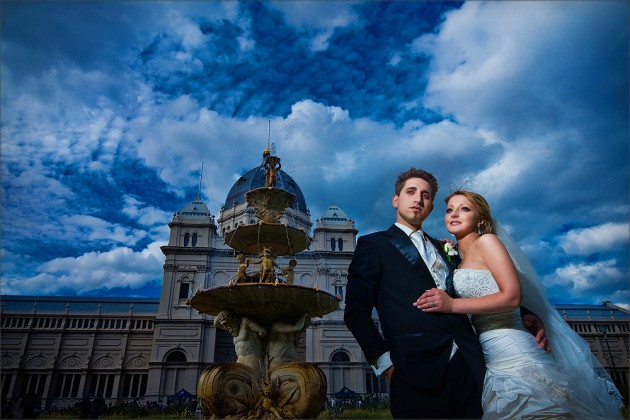 Serendipity Wedding Image Royal Exhibition Building