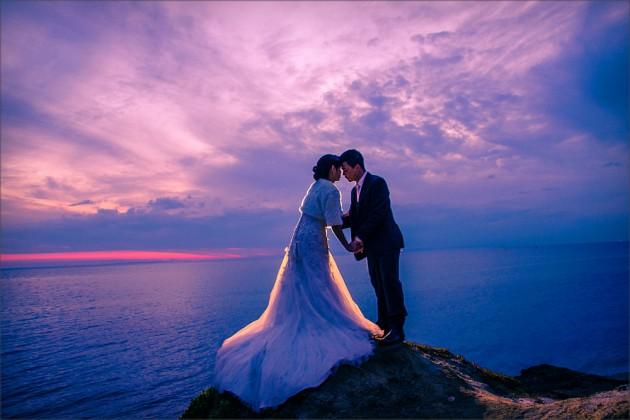 Serendipity Wedding Image - Sunrise and Sunset Times