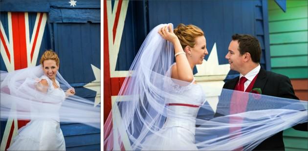 Serendipity Wedding Image Brighton Beach Boxes