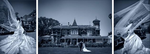 Serendipity Rippon Lea Estate Melbourne Wedding