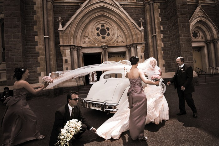 Serendipity Photography Melbourne Stephanie 048 St Mary Star of the Sea Veil 700x466 Beautiful Bridal Portraits Serendipity Photography