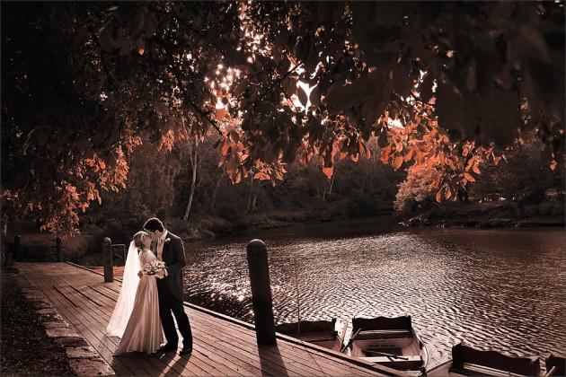 Serendipity Wedding Image - Studley Park Boat House