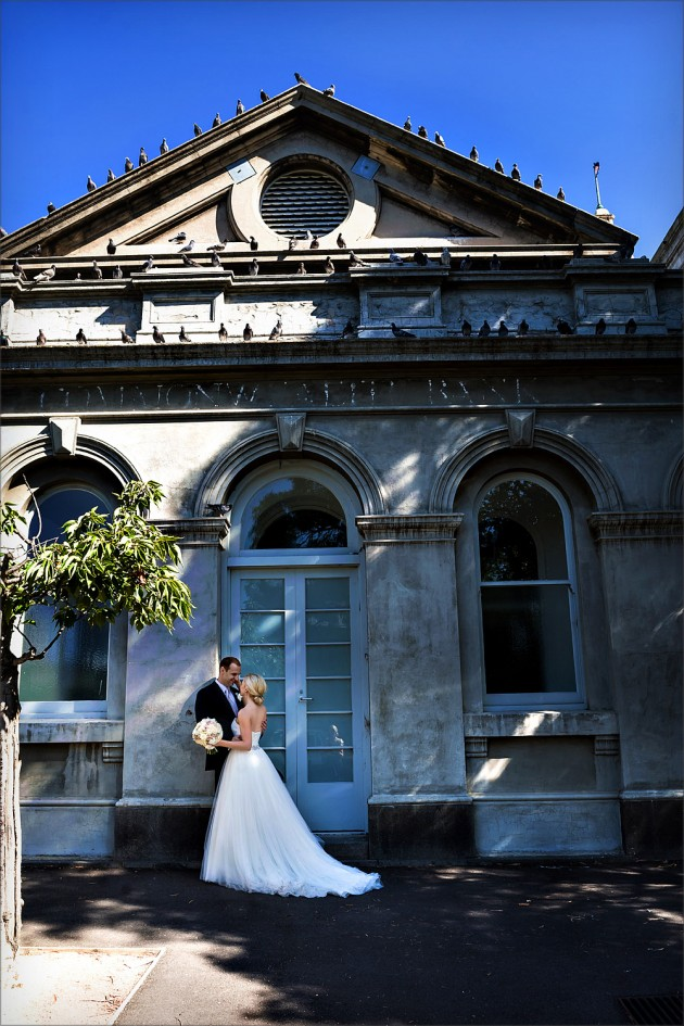 Serendipity Wedding Photography - South Melbourne Town Hall