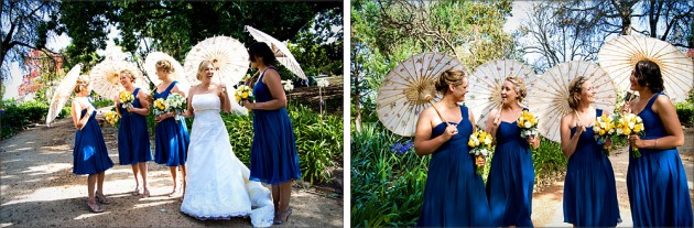 Serendipity Wedding Photography - Bridesmaids Dresses
