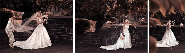 serendipity photography red sepia
