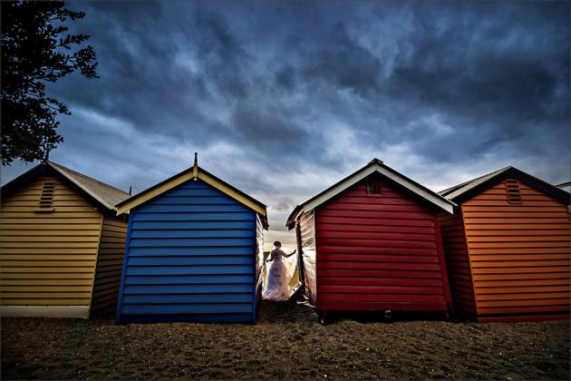 Serendipity Wedding Image - Brighton Beach Boxes