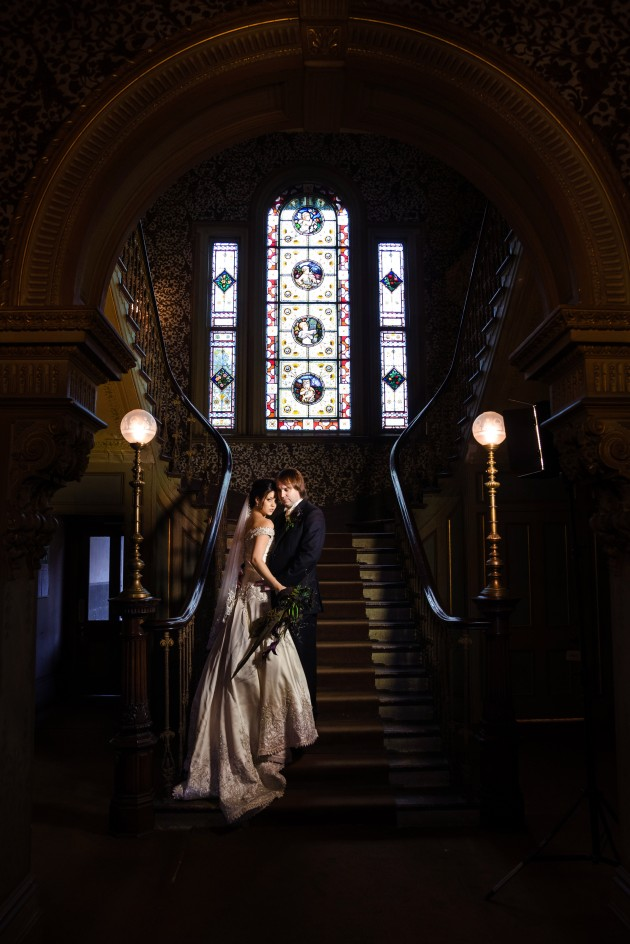 Serendipity Wedding Photography - Gothic Wedding Styles