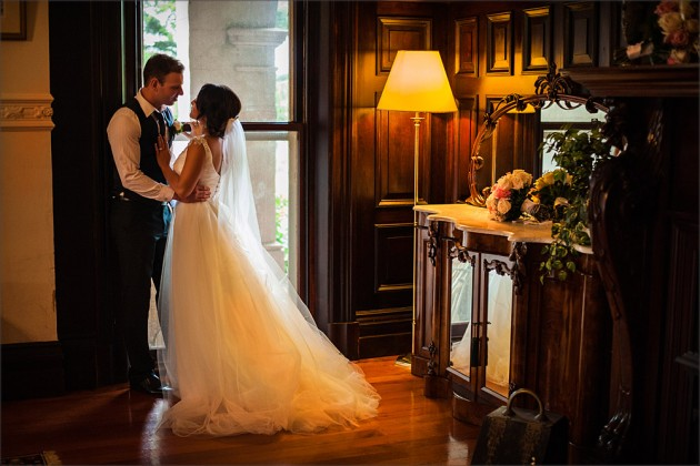 Serendipity Melbourne Wedding Image - Romantic Style
