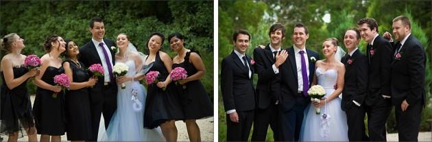 Serendipity Bridal Party