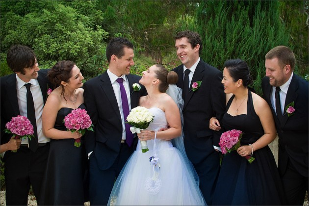 Serendipity Photography Bridal Party